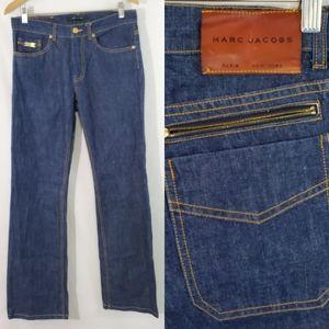Marc Jacobs High-Rise Luxury Jeans Blue Wash Sz 6